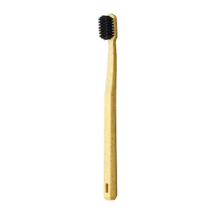 Dr Scott szczoteczka pszeniczna z węglowym włosiem